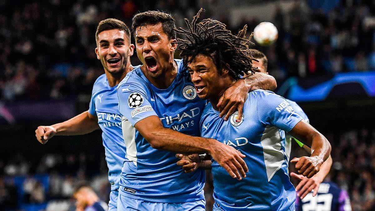 Alors qu'il se présente au Parc des Princes ce mardi 28 septembre, Manchester City apparaît comme le favori de sa confrontation face au PSG (iconsport)
