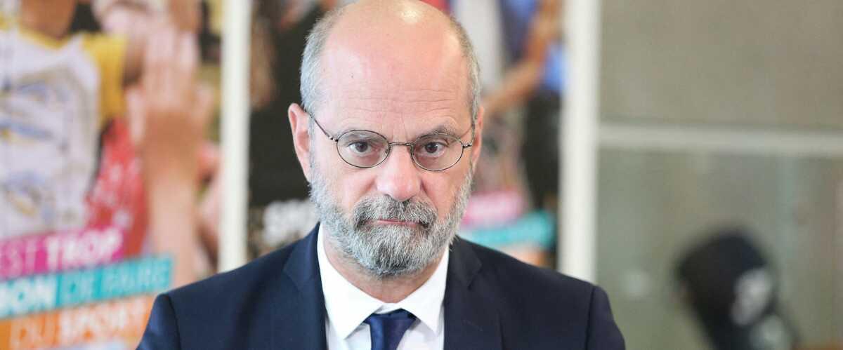Jean-Michel Blanquer, le ministre de l'Education nationale, de la Jeunesse et des Sports, s'est prononcé sur les débordements de supporters en Ligue 1. Icon Sport