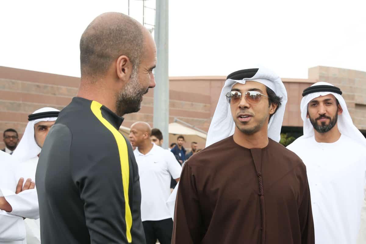 Manchester City n'a toujours pas gagné la Ligue des champions malgré son rachat en 2008 par le Cheikh Mansour. Icon Sport