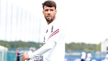 Juan Bernat fait son grand retour dans le groupe du PSG (iconsport)