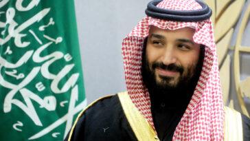 Mohammed Ben Salmane, prince héritier d'Arabie Saoudite, pourrait racheter l'Inter Milan après s'être offert Newcastle. Icon Sport