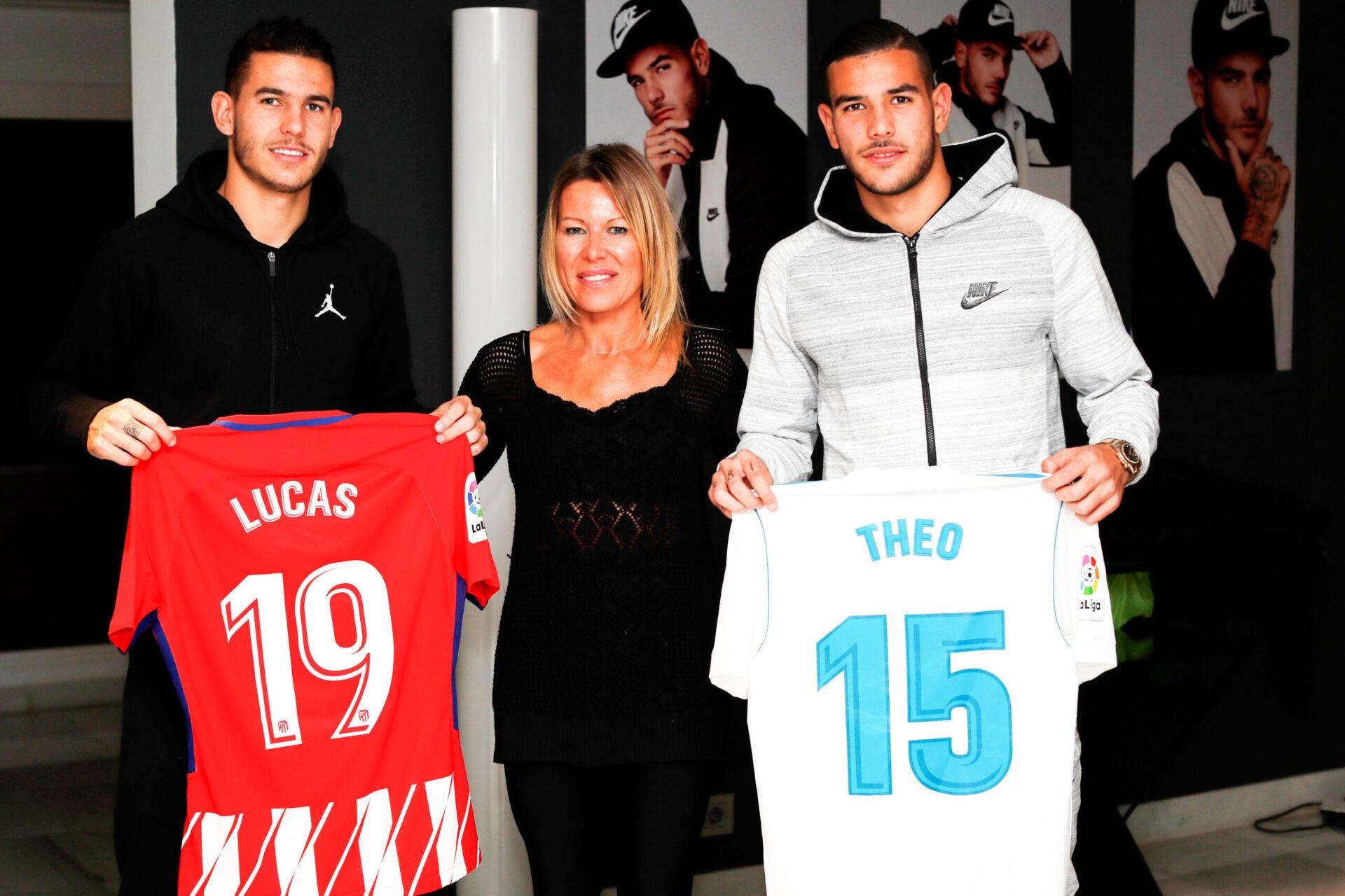 Tous deux formés à l'Atlético de Madrid, Lucas et Théo Hernández n'ont encore jamais évolué ensemble chez les pros (iconsport)