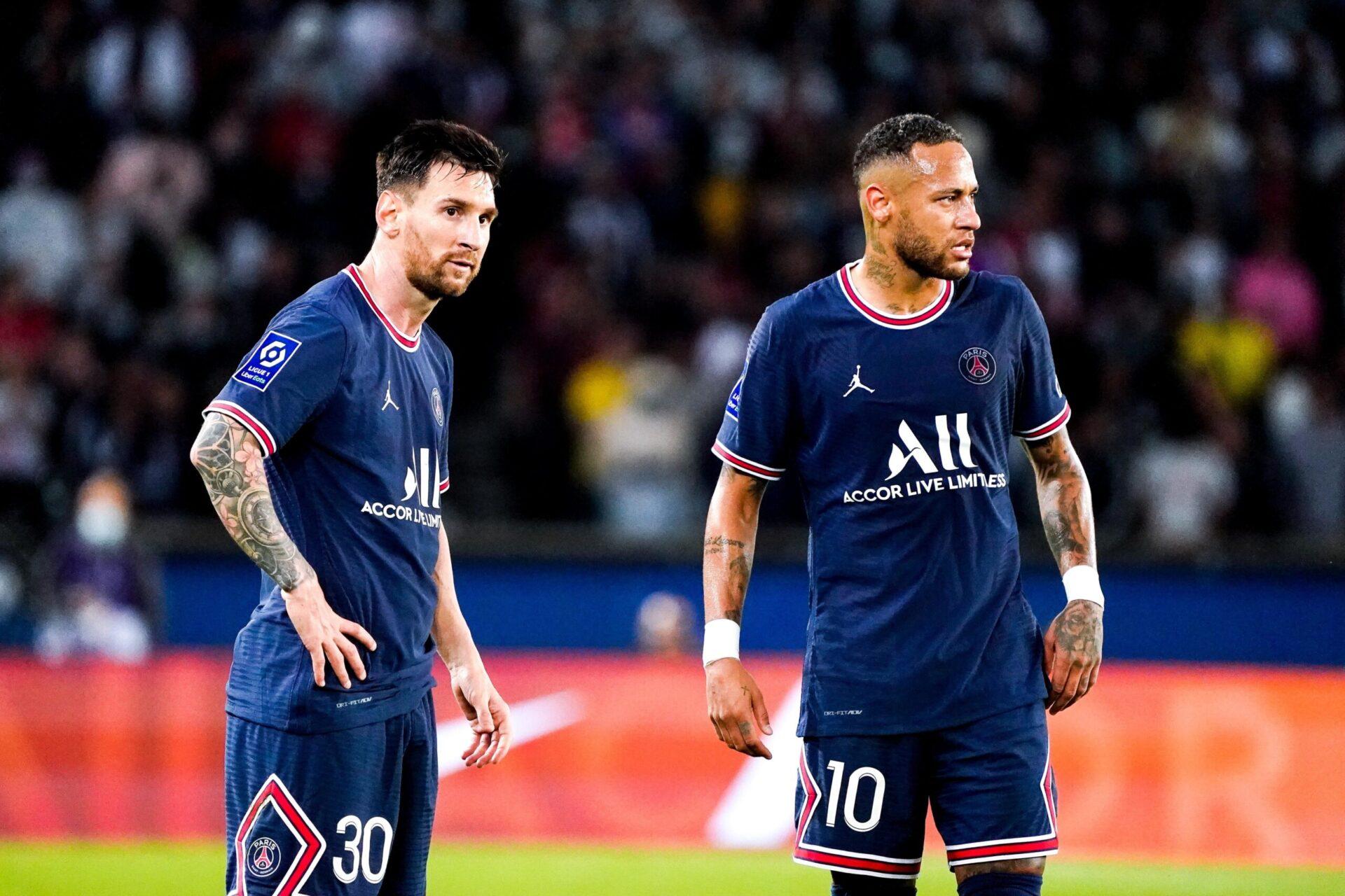 L'arrivée de Leo Messi au PSG peut-il permettre à Neymar de faire évoluer son jeu ? Icon Sport