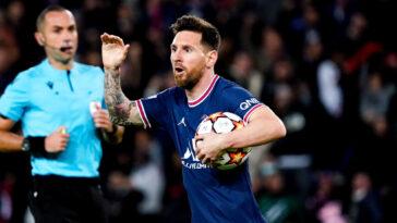 LDC (J3) : Grâce à Messi et Mbappé, le PSG se sort du piège Leipzig ! (iconsport)