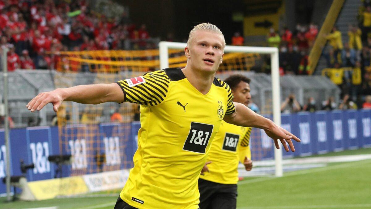 City a déjà prévu une rencontre avec l'agent d'Haaland pour réussir à faire signer le Norvégien à l'été 2022 (iconsport)