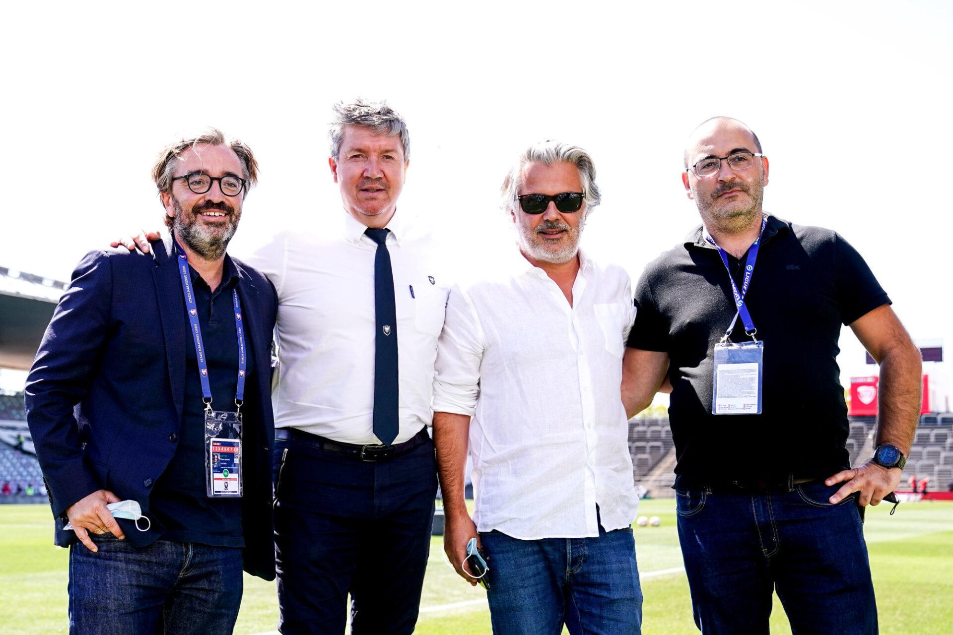 Vincent Labrune et la LFP ont officiellement indiqué pourquoi ils sont contre la Coupe du monde tous les deux ans. Icon Sport