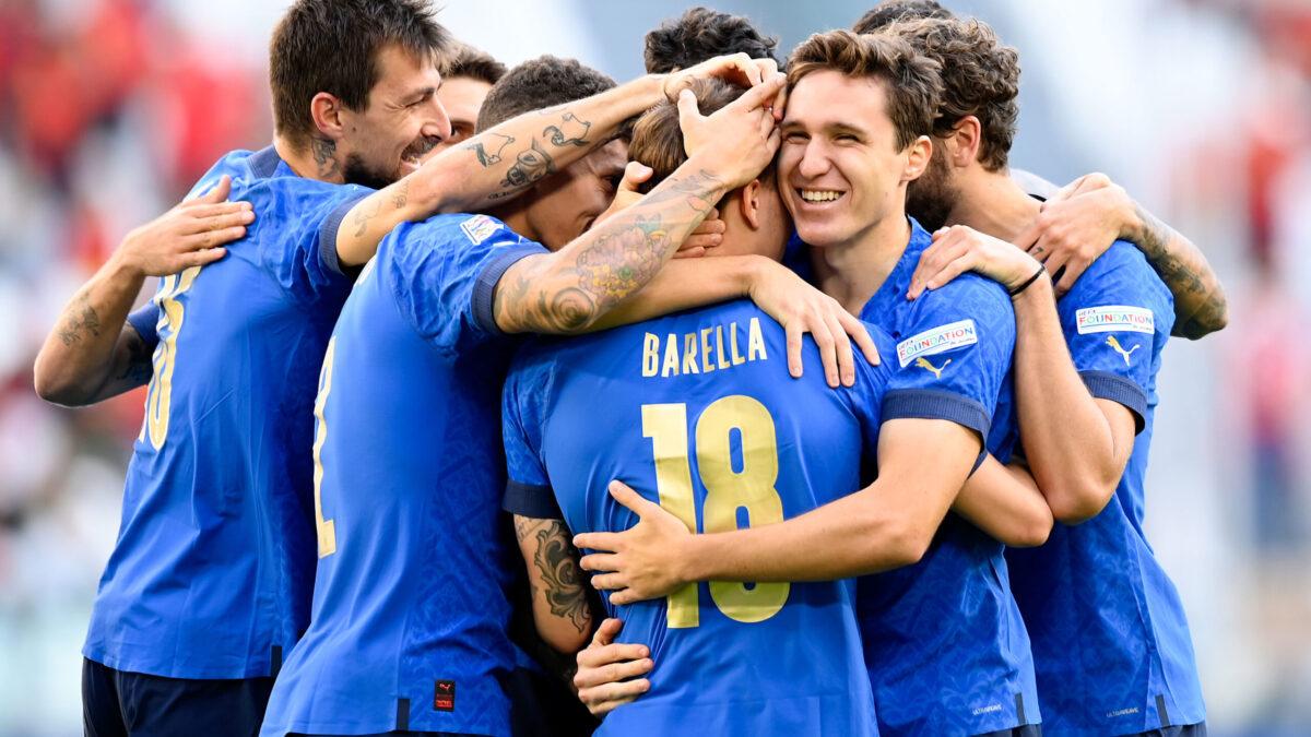 L'Italie remporte le match de la troisième place face à la Belgique (iconsport)