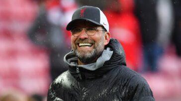 Jürgen Klopp a mis la pression sur l'arbitre avant le match entre Manchester United et Liverpool (iconsport)