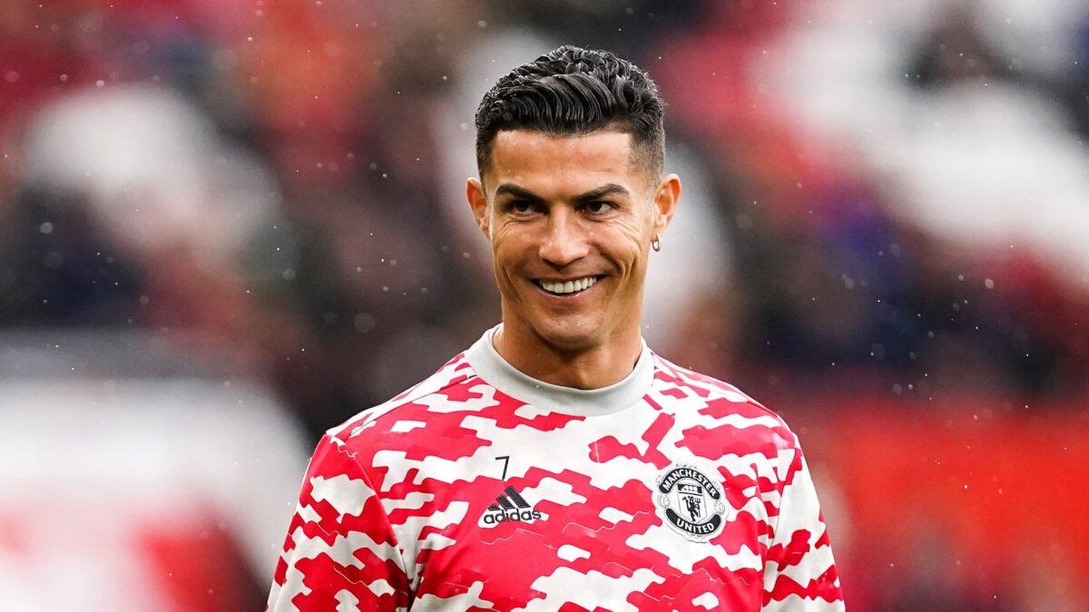 Ronaldo a fait forte impression pour son retour à United (iconsport)