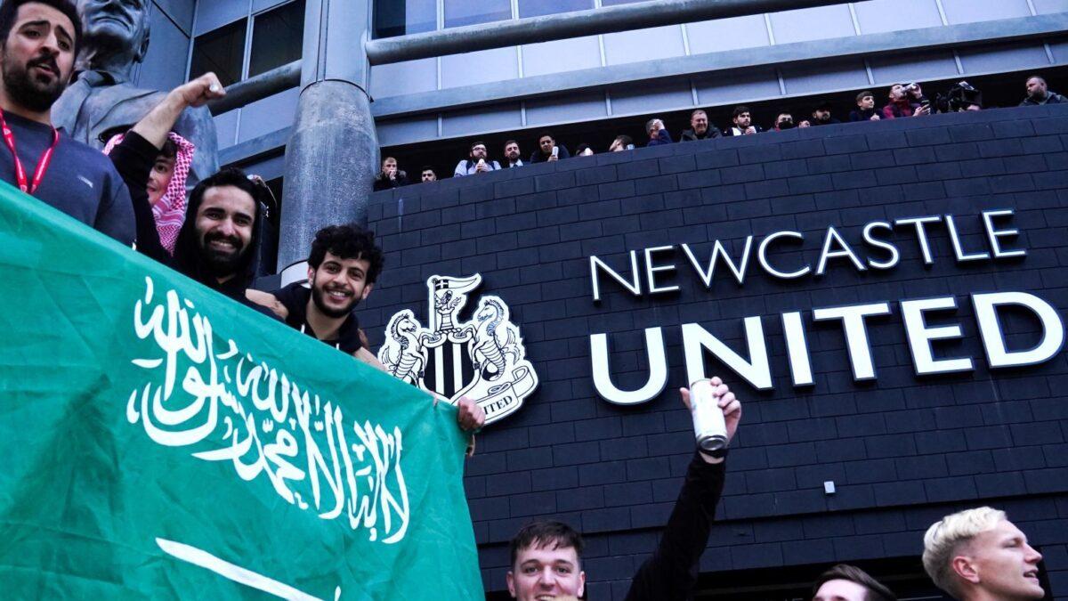 Newcastle a été racheté par un fonds saoudien. Icon Sport