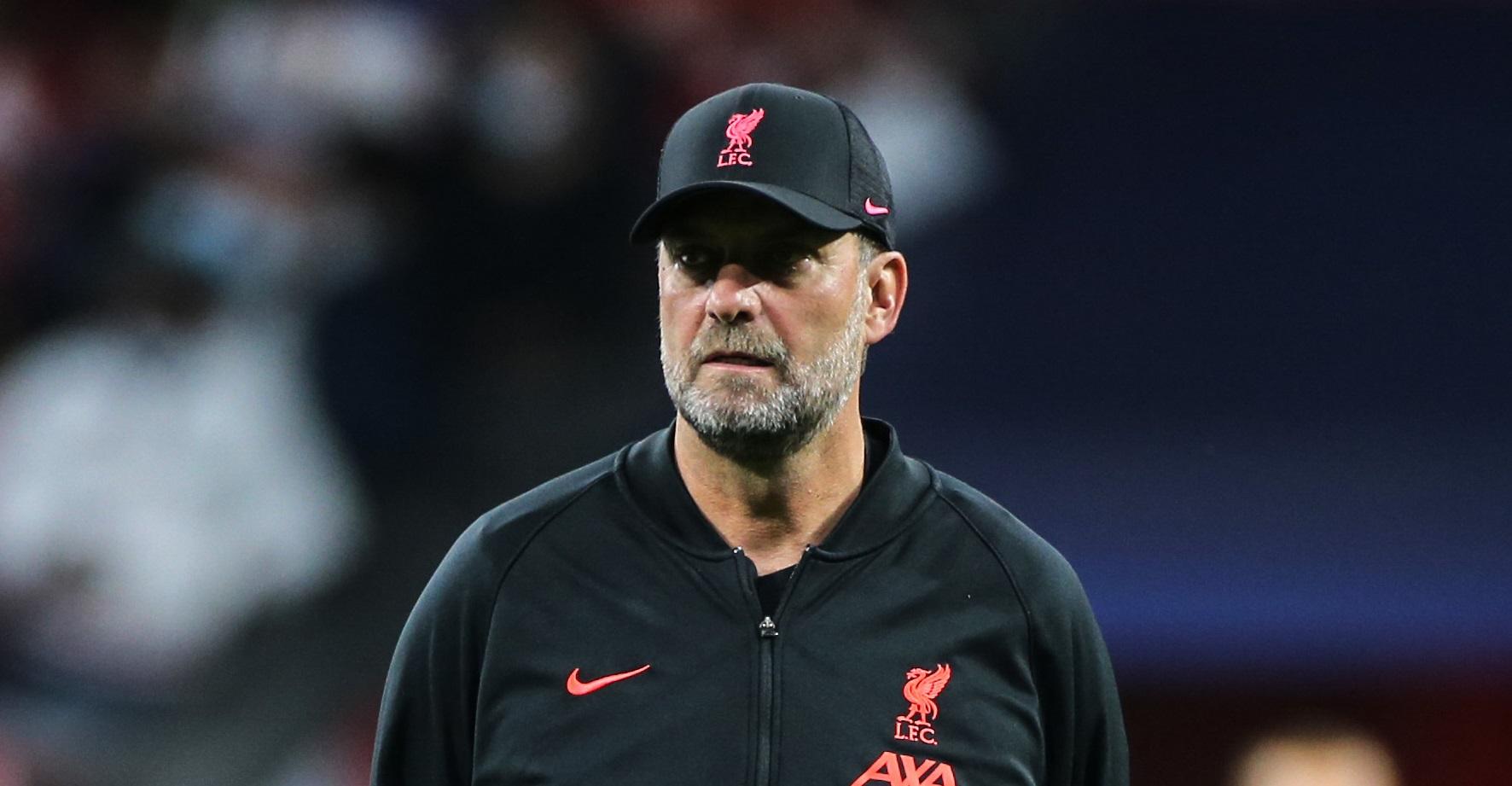 Klopp ne voulait pas accabler Simeone après la victoire de Liverpool au Wanda Metropolitano (iconsport)