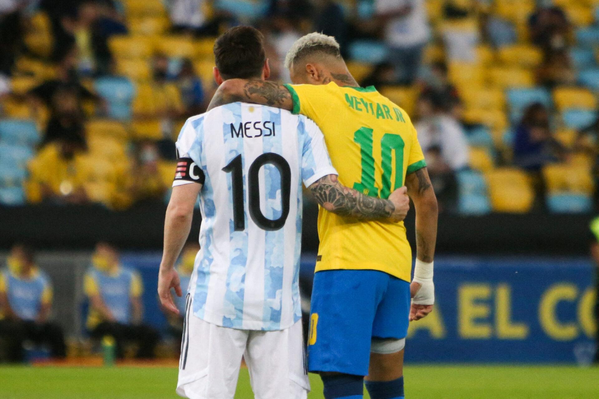 Si Mbappé jouera la Ligue des nations, Messi et Neymar seront en sélection pour poursuivre les qualifications à la Coupe du monde (iconsport)