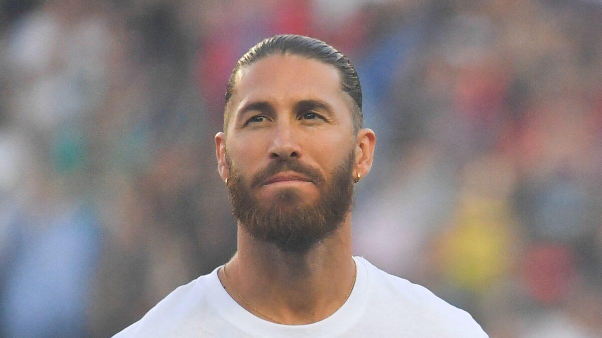 Ramos devrait toujours être absent pour le match du PSG face à Angers, et pourrait aussi manquer Leipzig (iconsport)
