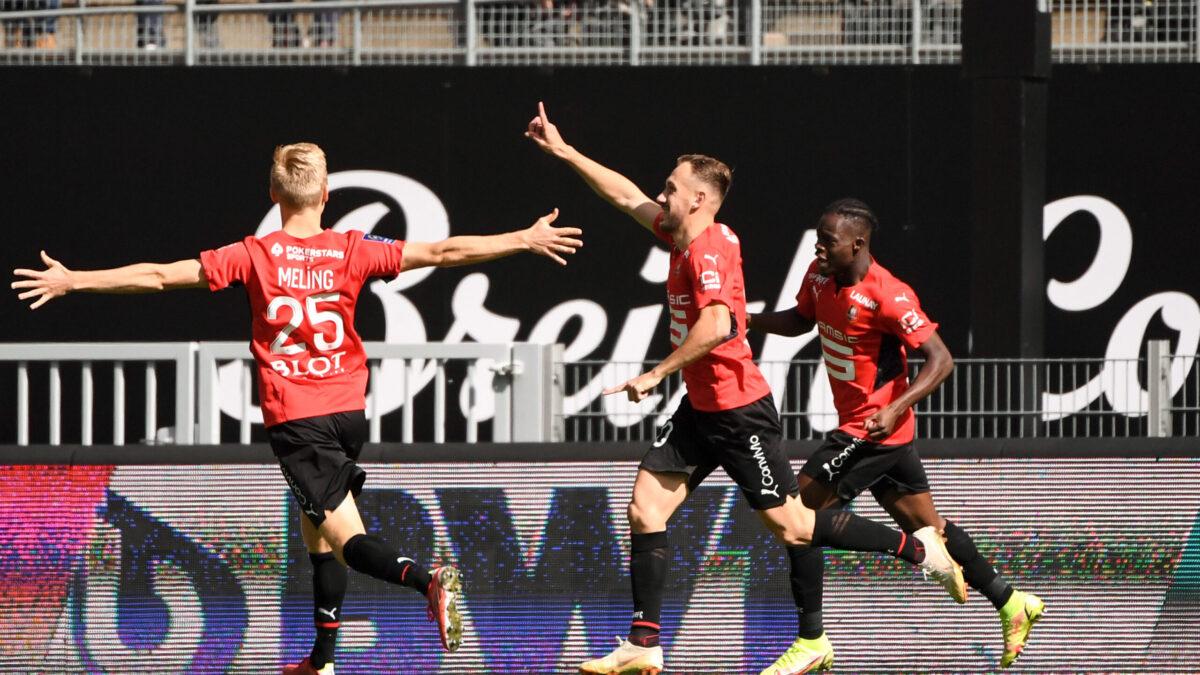 Le Stade Rennais a réussi à faire tomber le PSG (iconsport)