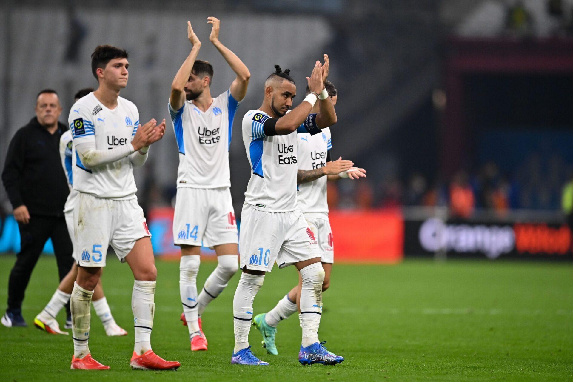 L'OM devra faire face à la surprenante équipe de Lorient en L1 (iconsport)