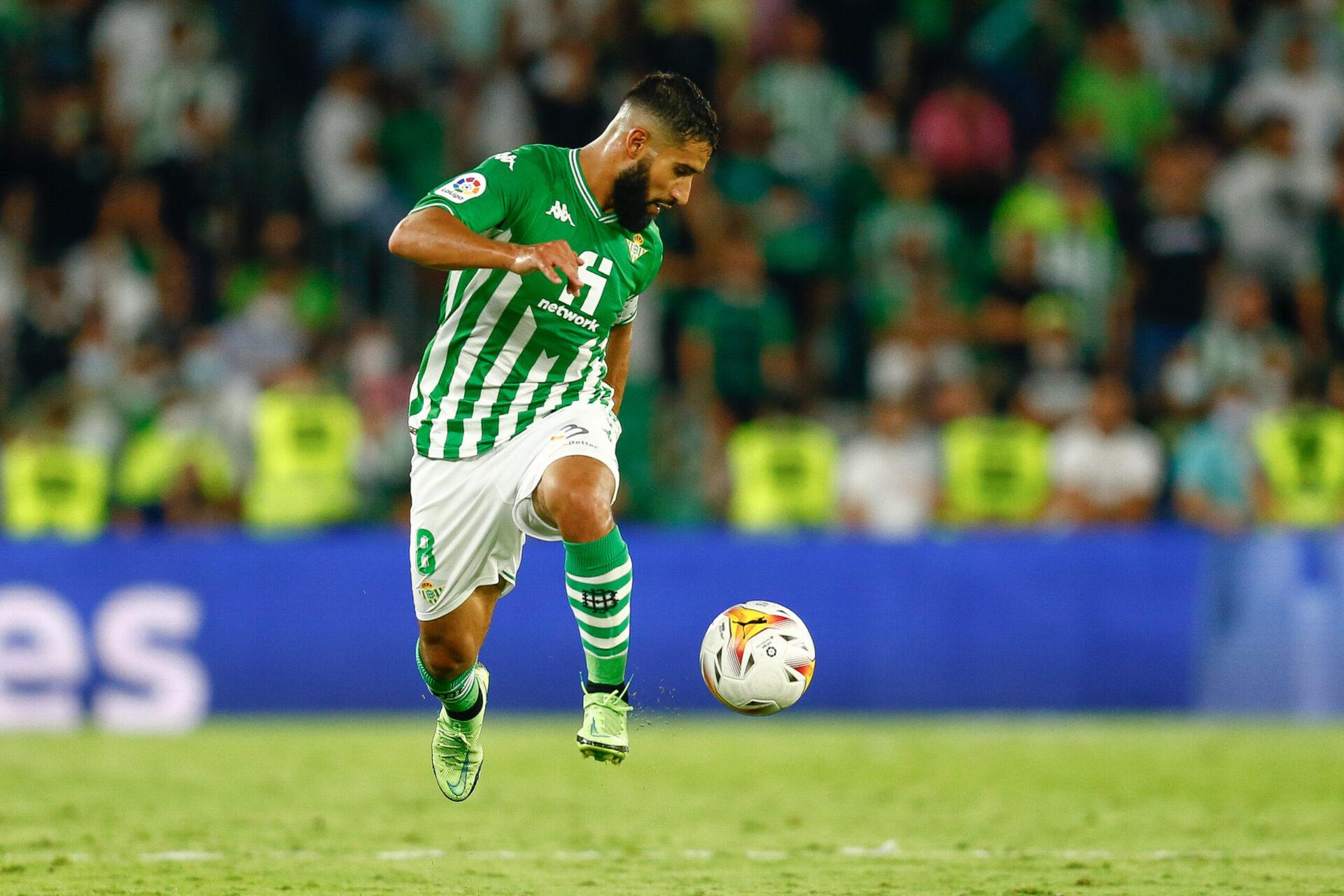 Fekir pourrait accepter de prolonger son contrat avec Los Verdiblancos (iconsport)