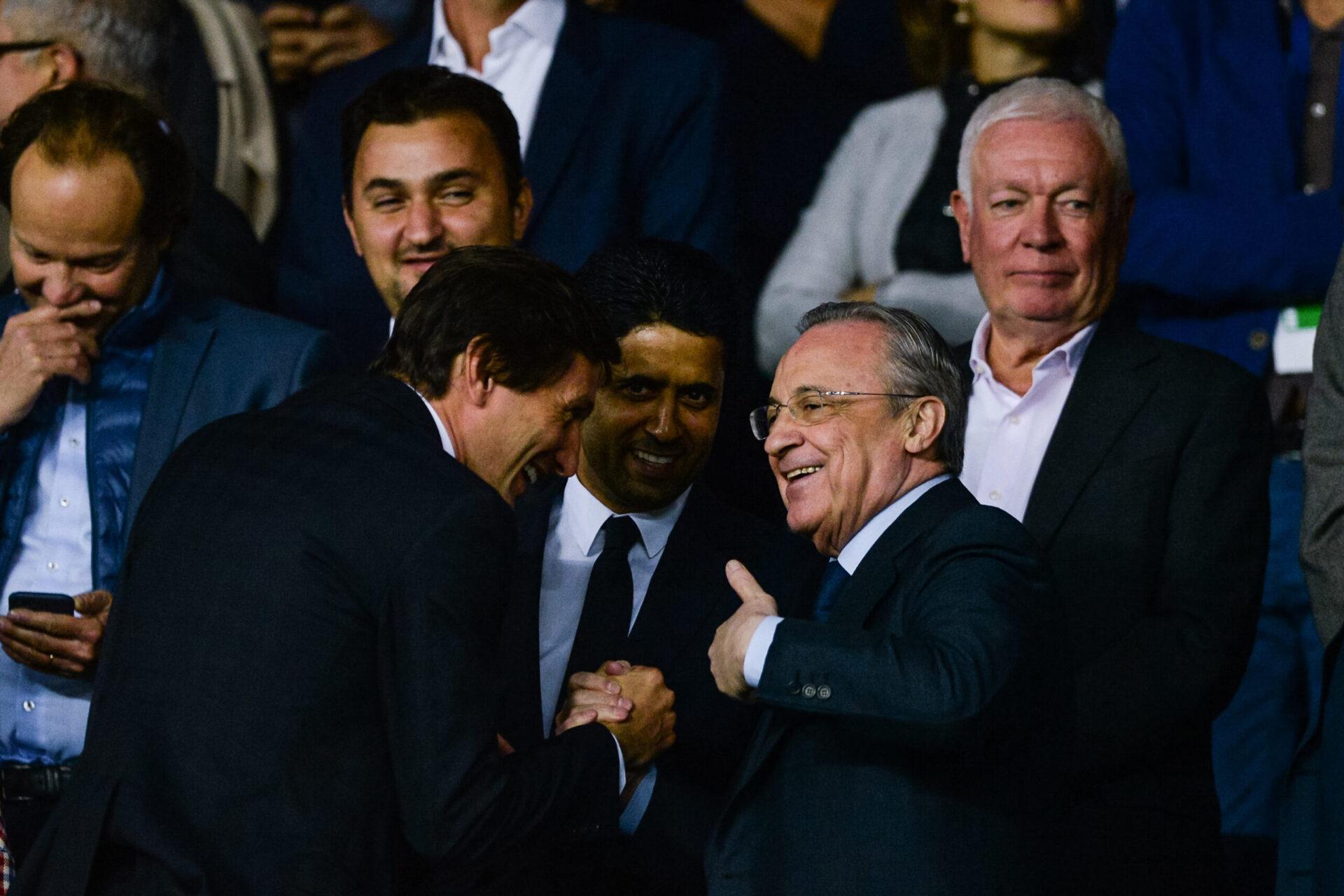 Leonardo et Florentino Perez ne seront plus bons amis (iconsport)