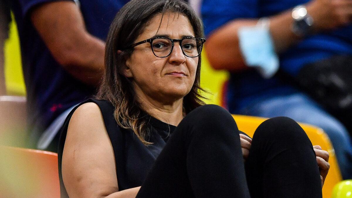 Fayza Lamari, la mère de Kylian Mbappé, a fait le point sur les négociations avec le PSG pour une prolongation. Icon Sport