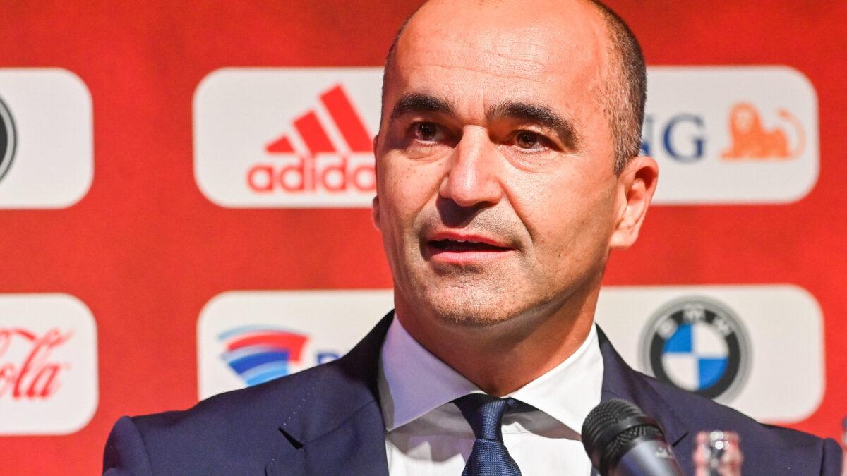 Roberto Martinez s'est livré avant le match contre la France (iconsport)