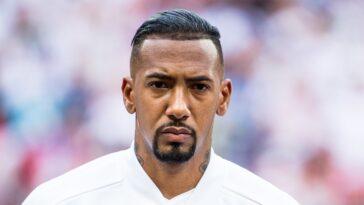 Hansi Flick pourrait rappeler Boateng si ce dernier réalise de grosses performances avec Lyon (iconsport)