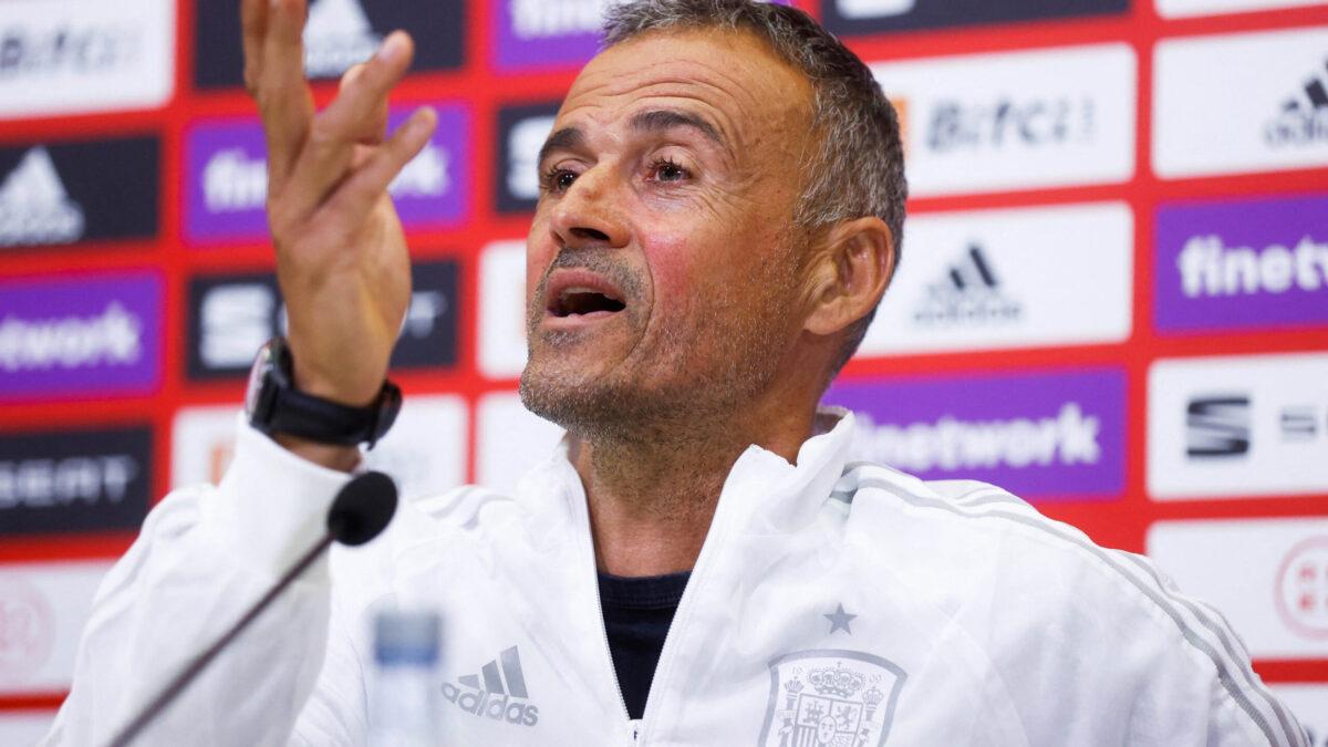Luis Enrique (Espagne) craint l'Equipe de France (iconsport)