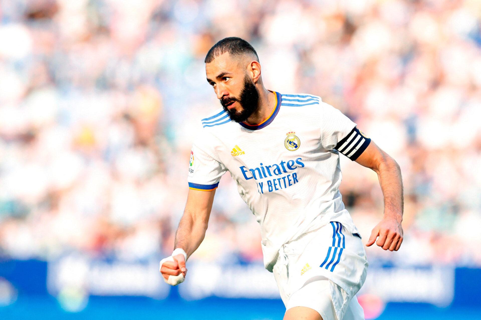 Devenu capitaine du Real Madrid, Benzema brille dans une équipe collectivement défaillante (iconsport)