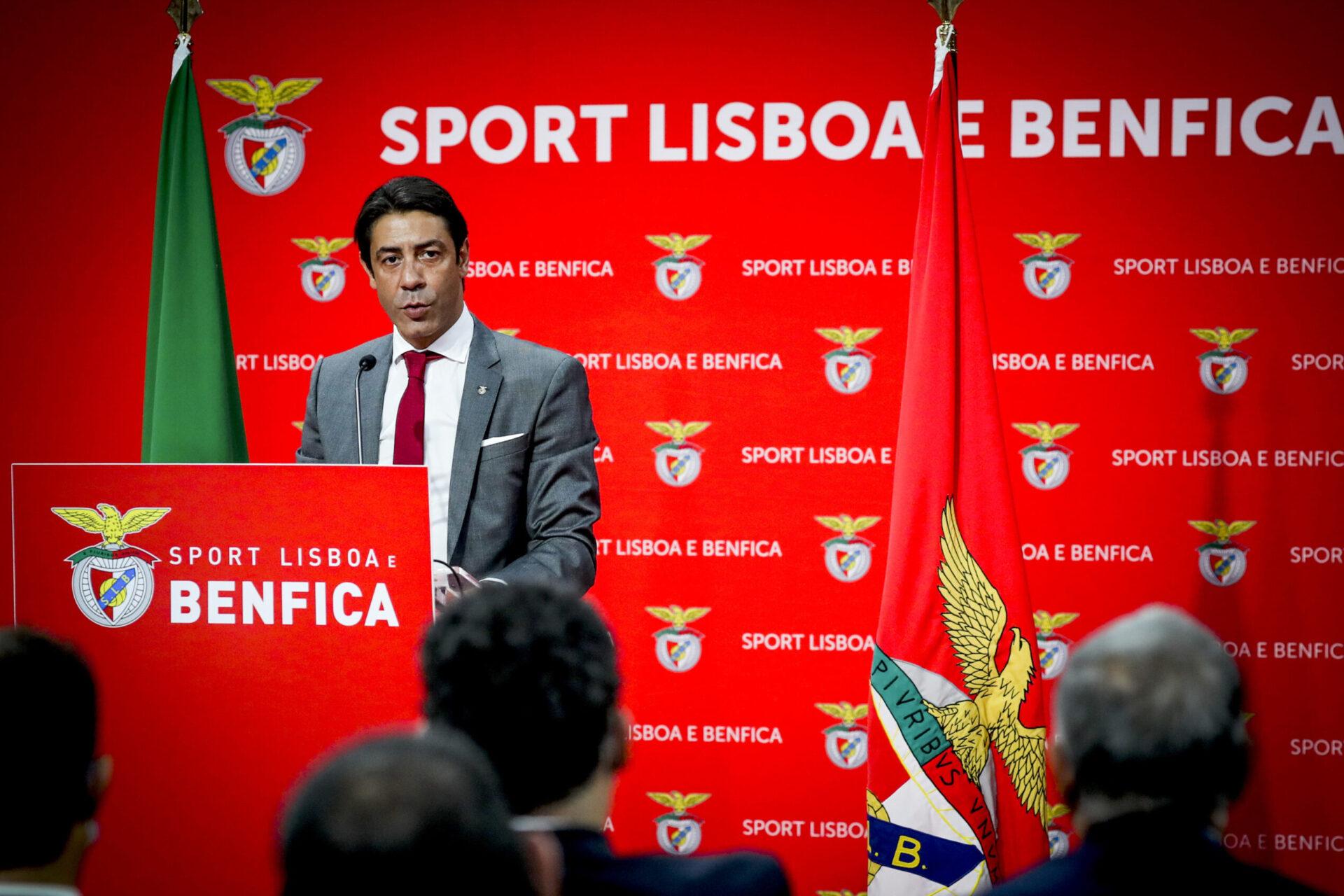 Rui Costa, nouveau président du Benfica Lisbonne (IconSport)