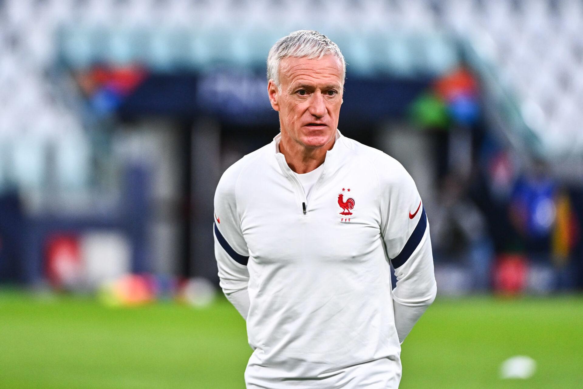 Didier Deschamps va-t-il installer le 3-4-1-2 dans la durée ? Ou choisira-t-il de revenir à un ancien système si ce dernier ne fonctionne pas contre la Belgique ? Icon Sport