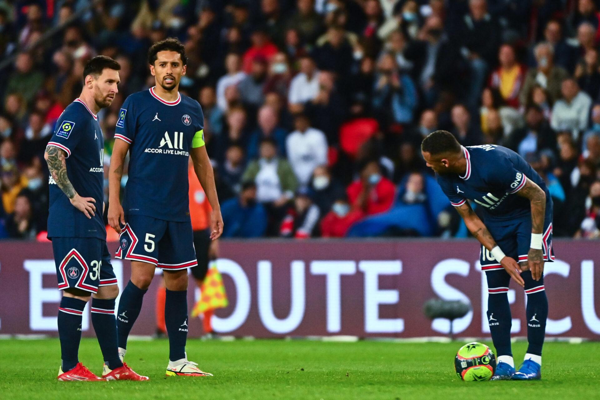 Les internationaux sud-américains ne disputeront pas la prochaine journée de Ligue 1 (iconsport)