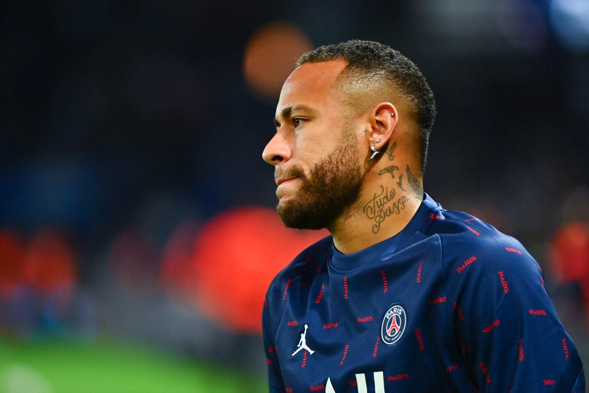 La santé mentale de Neymar, considéré comme une superstar dès son plus jeune âge, semble bien entamée. Icon Sport
