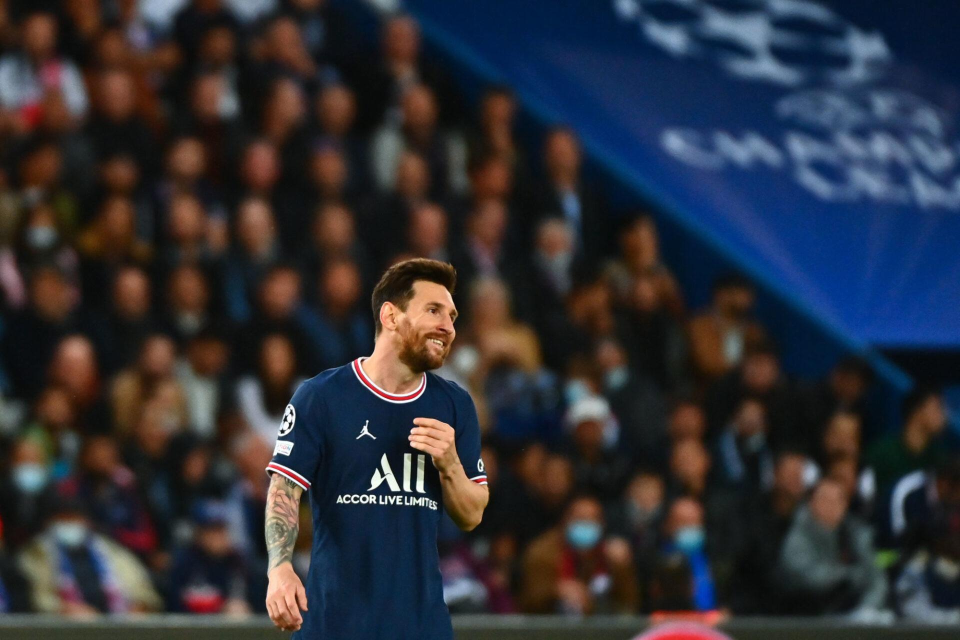 Lionel Messi est passé de joueur espérant finir sa carrière au Barça à joueur du PSG en quelques jours. Icon Sport
