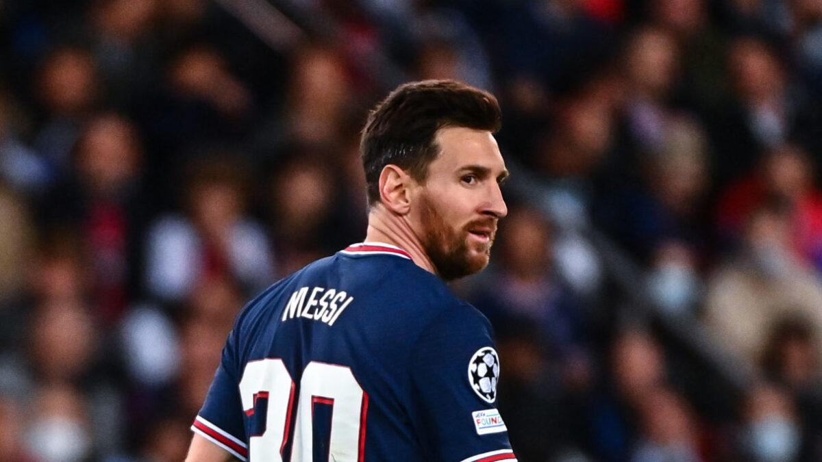 Lionel Messi a rejoint le PSG après avoir été forcé de quitter le Barça. Icon Sport
