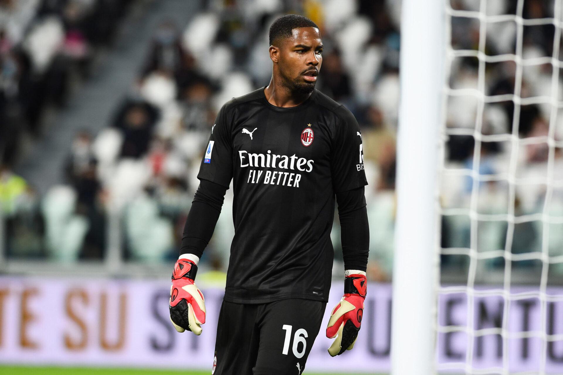 Maignan ratera plusieurs gros rendez-vous de l'AC Milan (iconsport)