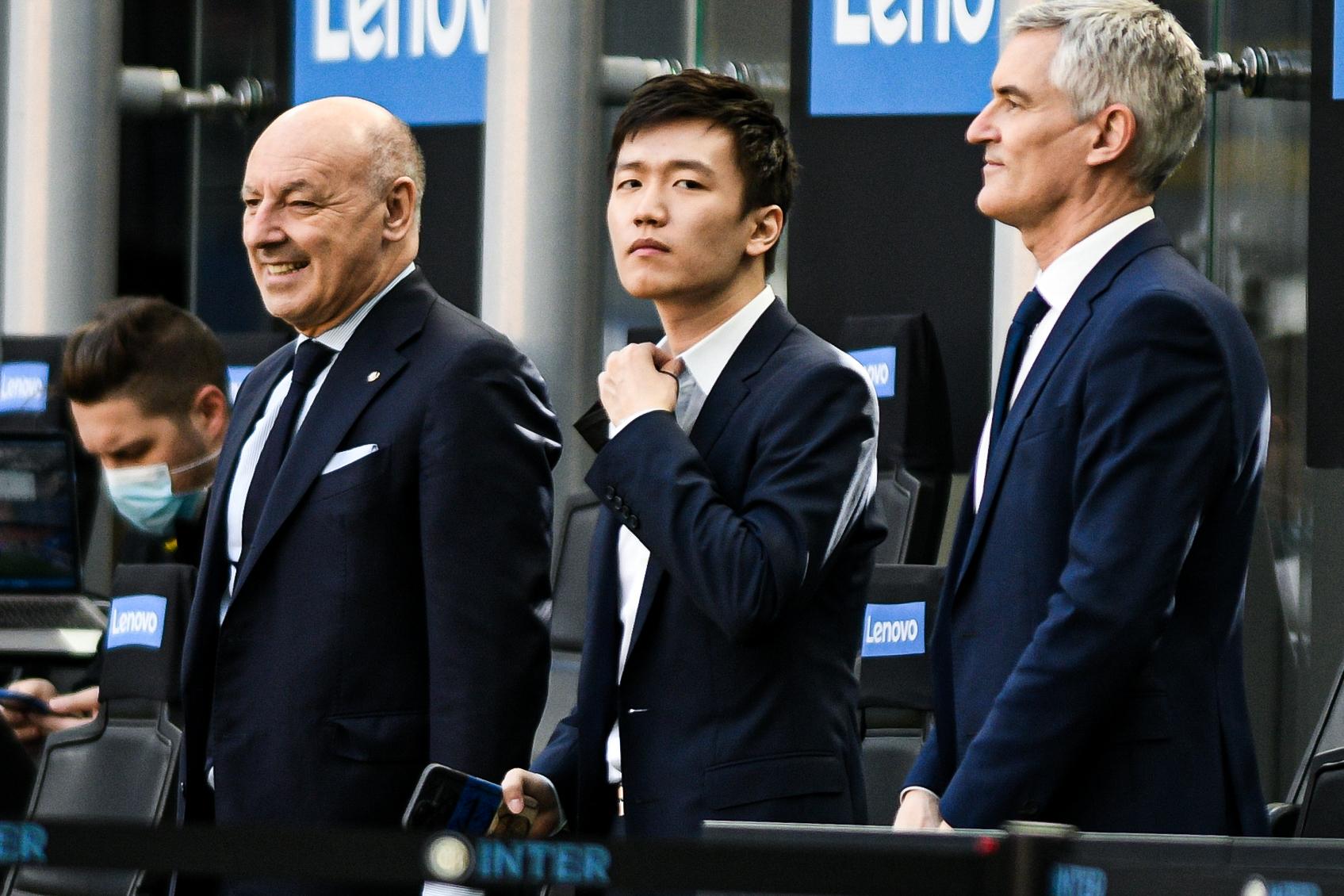 Sous pavillon chinois avec à sa tête Steven Zhang, l'Inter Milan pourrait changer de propriétaire en cas de rachat du fonds d'investissement saoudien, le PIF. Icon Sport