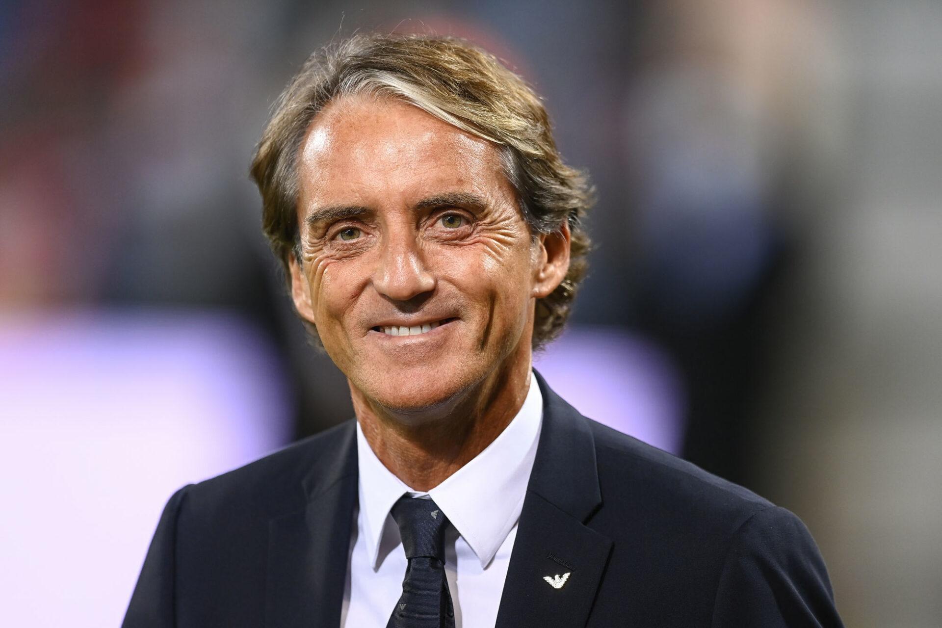 Le sélectionneur Roberto Mancini est l'homme derrière l'incroyable série d'invincibilité de l'Italie (37 matchs sans défaite depuis 2018). Icon Sport