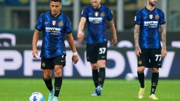 L'Inter Milan, en grande difficulté financière, est obligée de vendre de façon colossale. Icon Sport