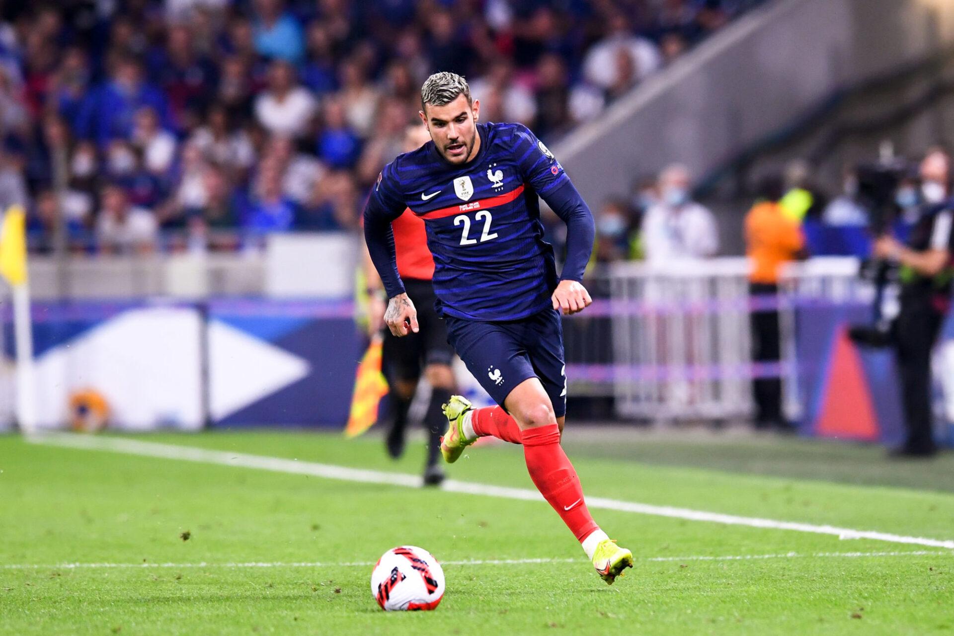 Théo Hernandez a été rayonnant contre la Finlande lors de sa première sélection, mais il doit encore confirmer au niveau international. Icon Sport