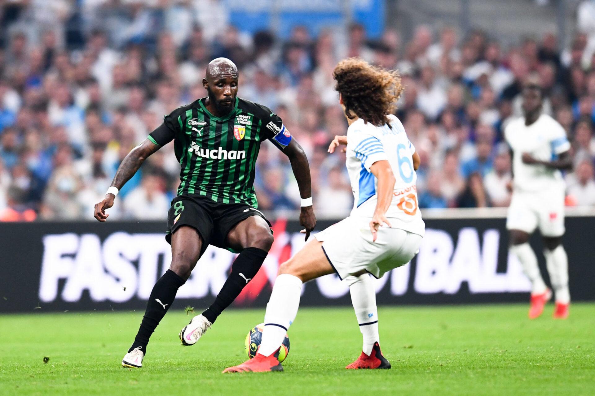 Seko Fofana a été le cauchemar des Marseillais lors de la dernière journée, avec 12 ballons récupérés au total. Icon Sport