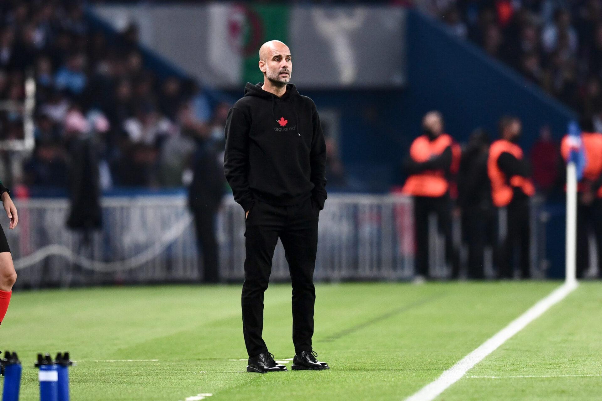 Guardiola aurait caché au Fisc espagnol ses salaires lors de son passage au Qatar (iconsport)