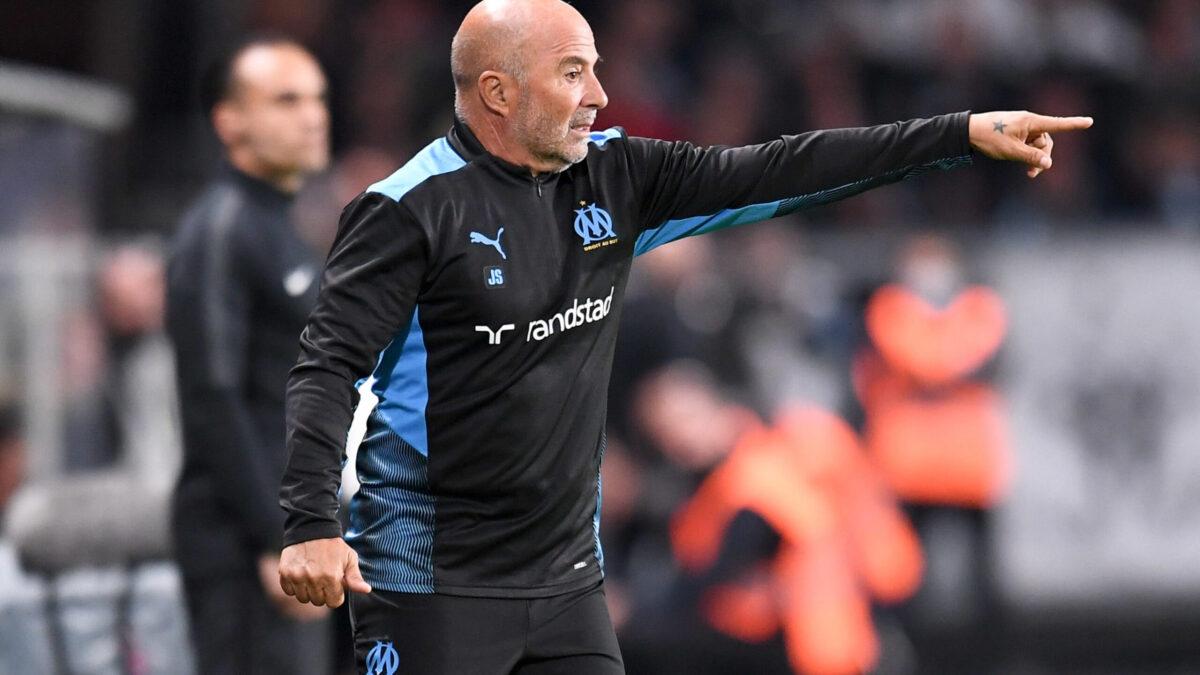 La réaction de Jorge Sampaoli après la rencontre face à Lille (iconsport)