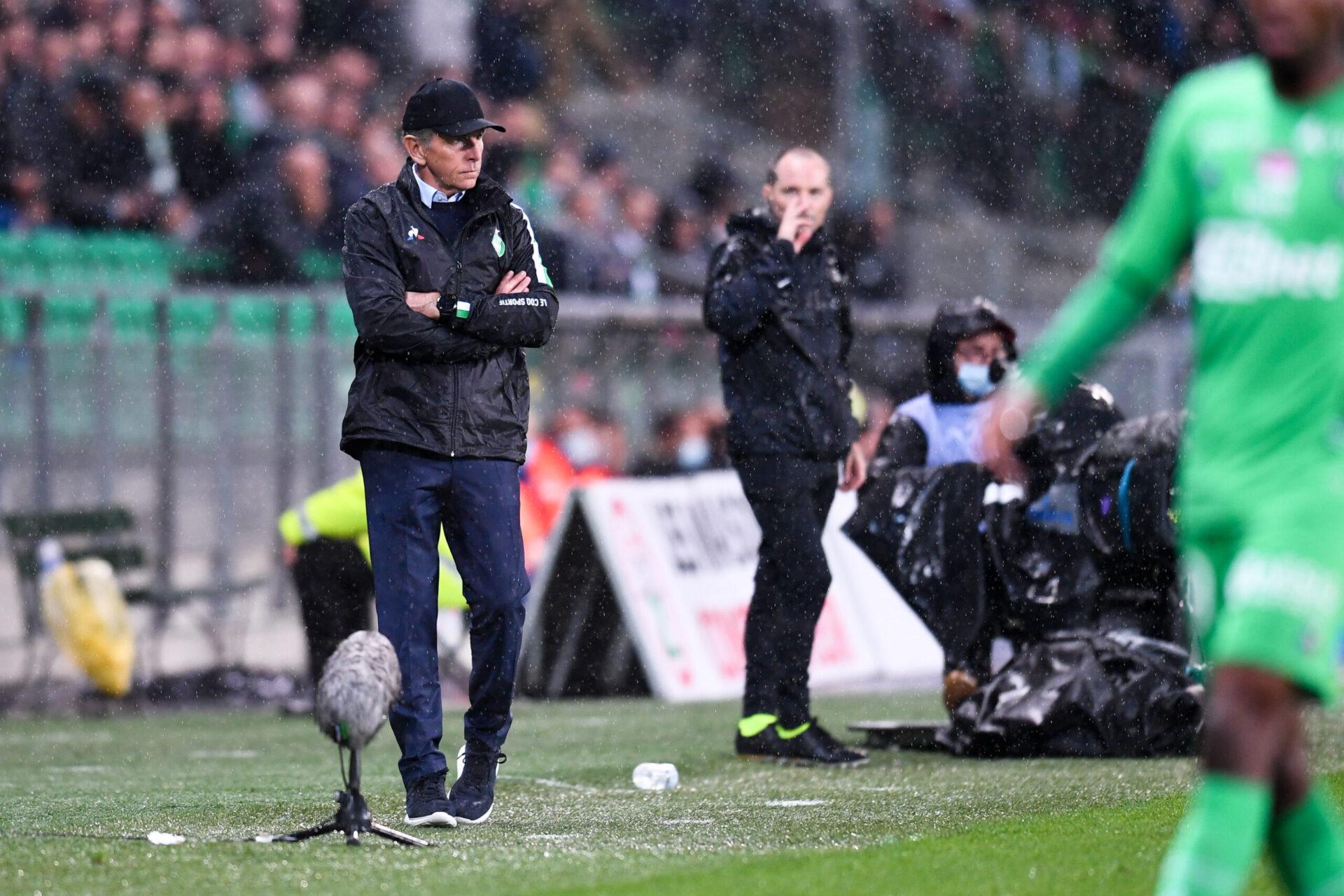 Dans le derby, Claude Puel a apprécié l'abnégation mise par ses joueurs pour arracher un point (iconsport)