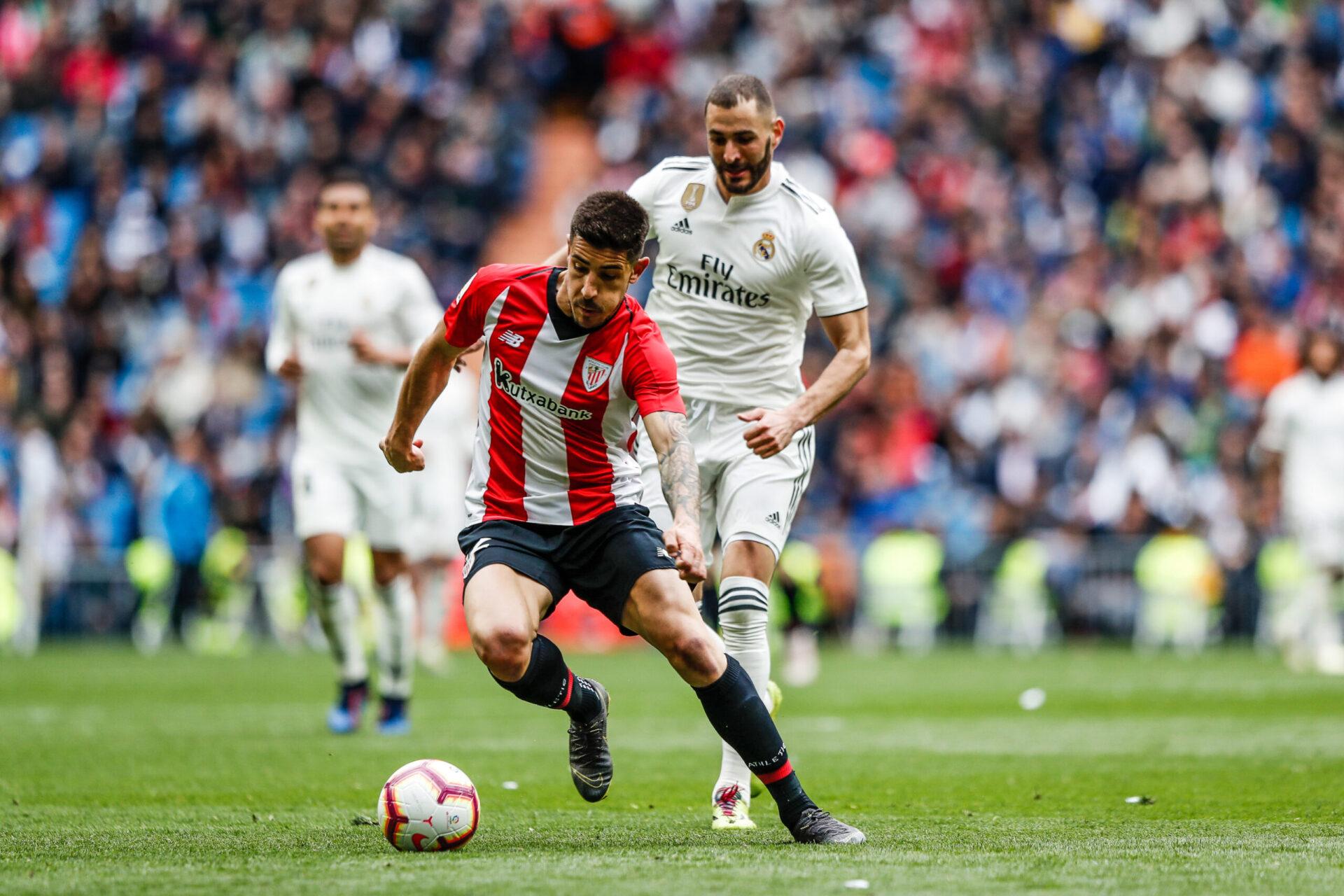 Berchiche compte 106 apparitions avec Bilbao et 9 buts (iconsport)