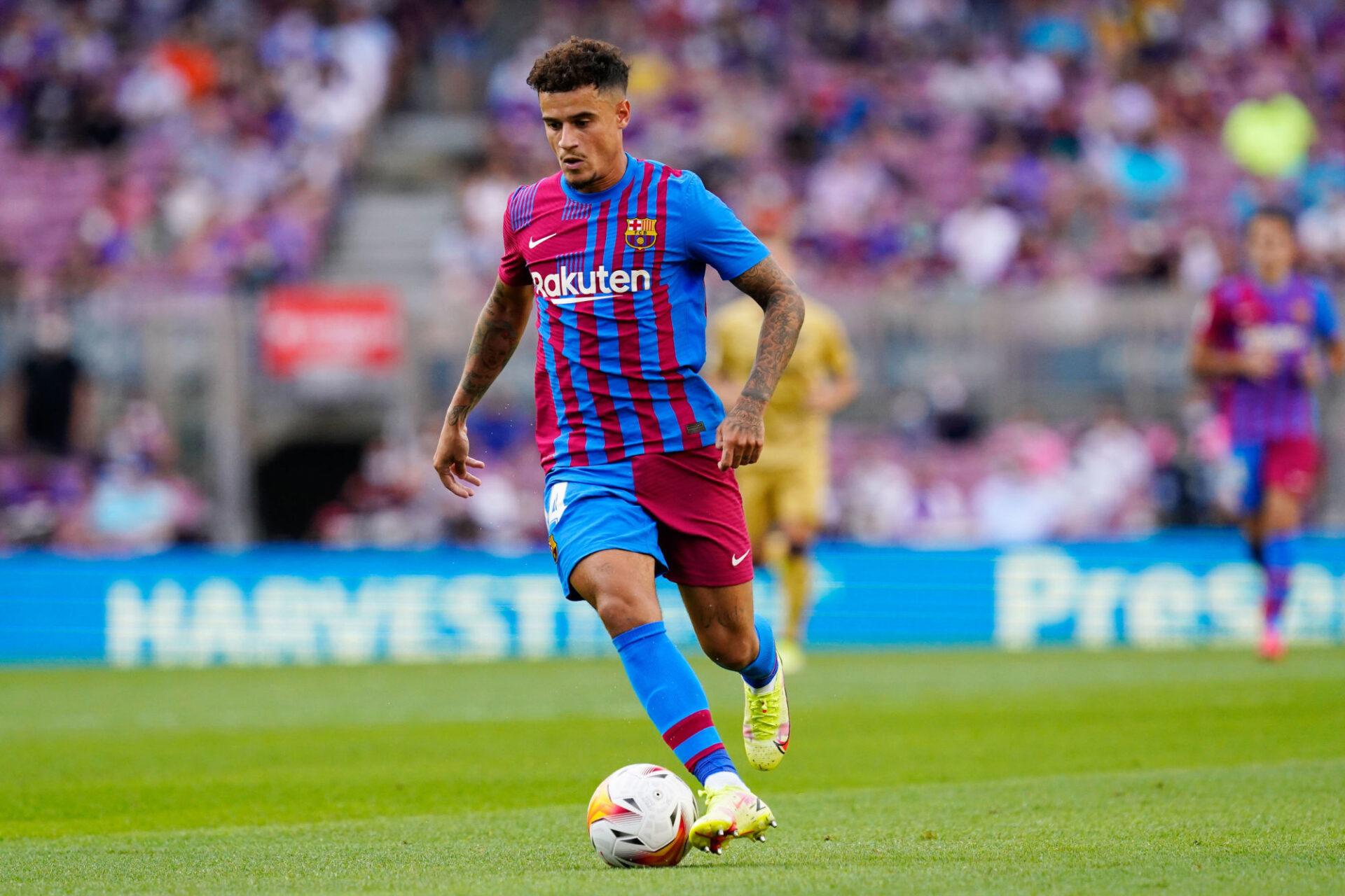 Philippe Coutinho (Barça) est l'une des cibles de renom de Newcastle. Icon Sport