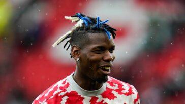Pogba serait décidé à signer un nouveau contrat longue durée à United (iconsport)