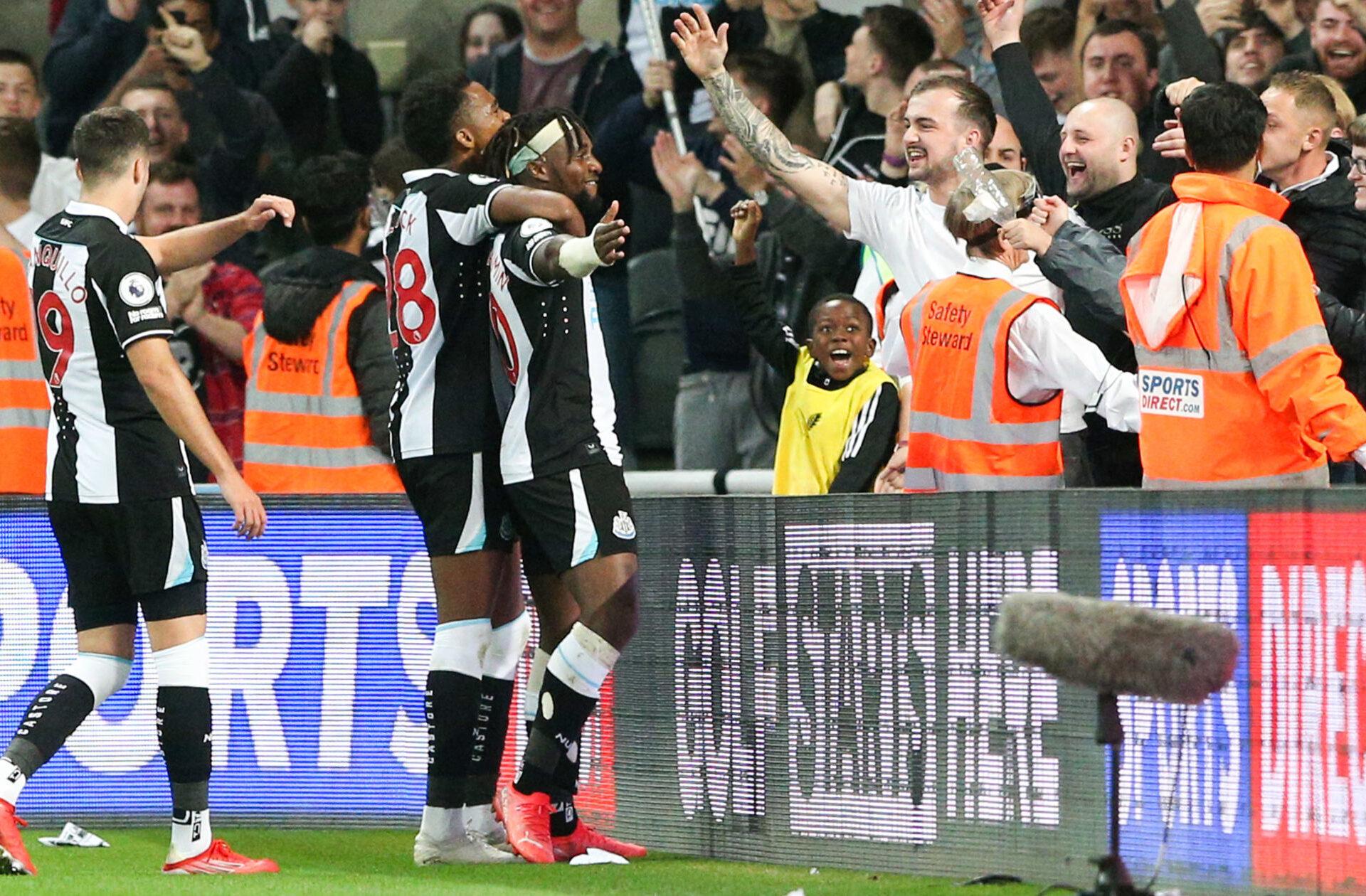 Newcastle, en route vers les succès ? Icon Sport