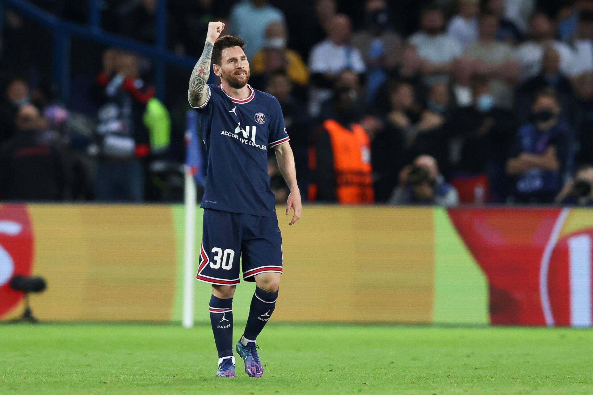 Lionel Messi fait figure de candidat à sa succession au Ballon d'Or. Icon Sport