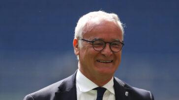 Claudio Ranieri est le nouvel entraîneur de Watford. Icon Sport