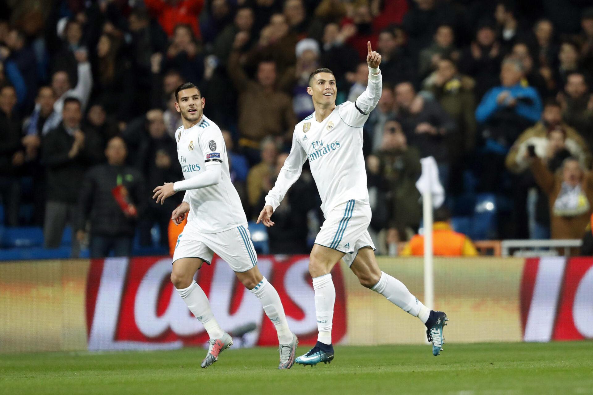 Theo Hernandez a fait toute sa formation à l'Atlético de Madrid, puis a rejoint le Real Madrid en 2017, où il a côtoyé un certain Cristiano Ronaldo. Icon Sport