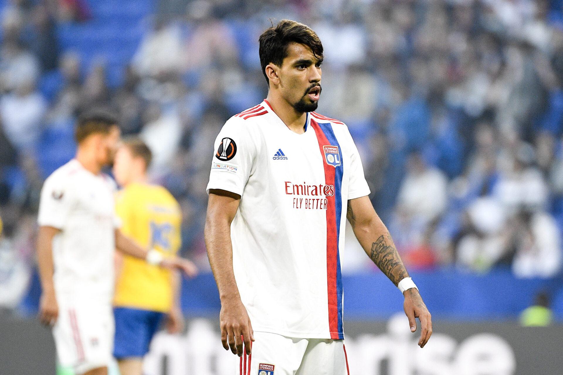 Dembélé et Slimani absents, Paquetá pourrait de nouveau occuper une position plus haute avec Lyon contre Saint-Étienne (iconsport)