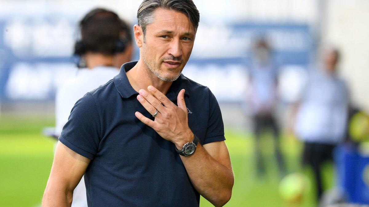Niko Kovac satisfait par le résultat face à la Real Sociedad (iconsport)
